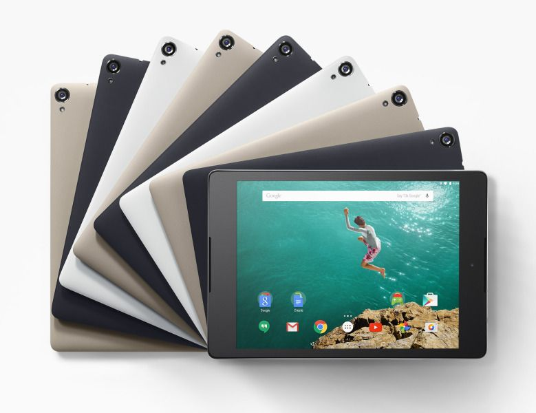 Google presenta la tablet Nexus 9 [Video]
