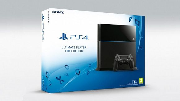 Sony confirma fecha de la PS4 Ultimate Player Edition con 1TB pero cero retrocompatibilidad