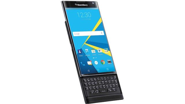 BlackBerry presenta su android PRIV en un vídeo oficial [+Video]