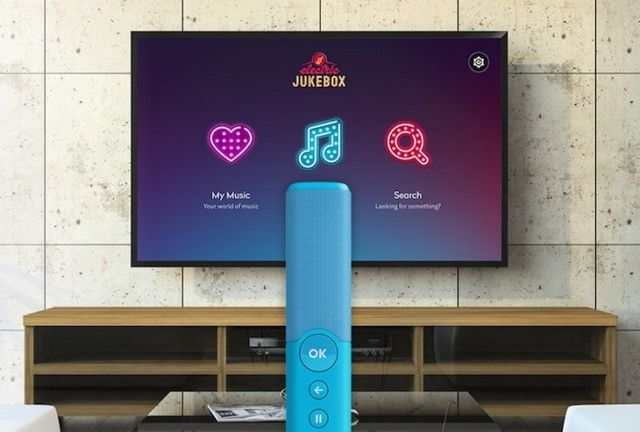 Electric Jukebox es un dispositivo para escuchar música en streaming desde el televisior