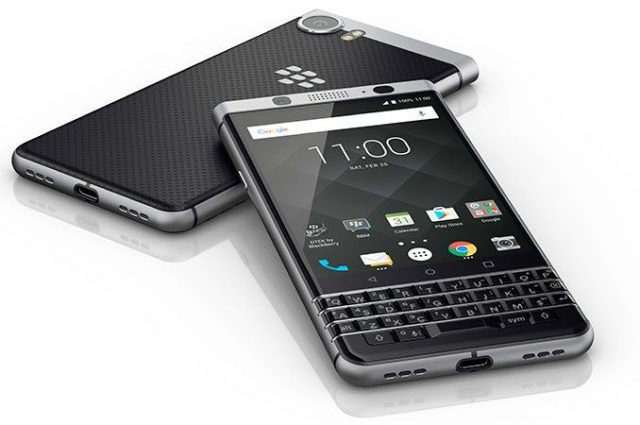 Blackberry y su apuesta por Android con teclado físico [+Video]
