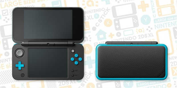 New Nintendo 2DS XL es lo último del mundo DS [+Video]