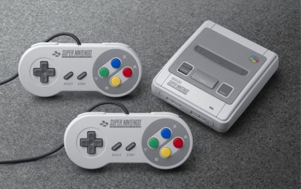 Super Nintendo Classic Mini ya a la venta en España [+Video]
