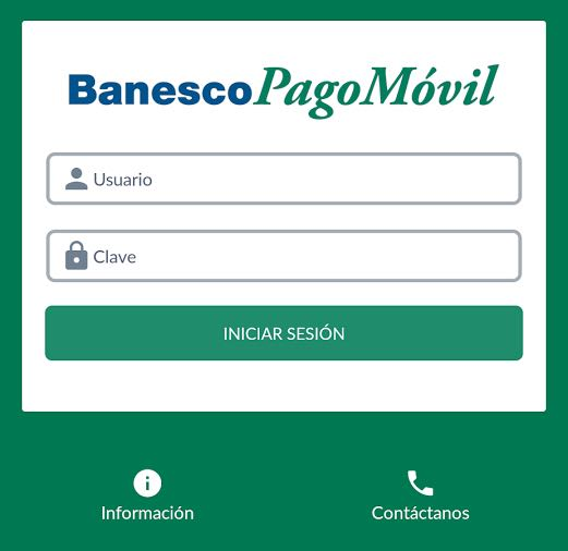 App Banesco PagoMóvil ya está disponible para iPhone