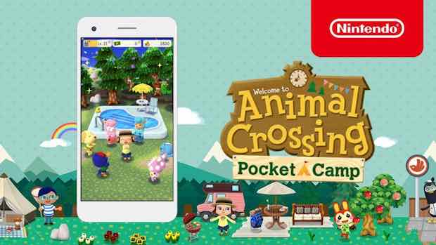 Primer Animal Crossing llega a dispositivos iOS y Android