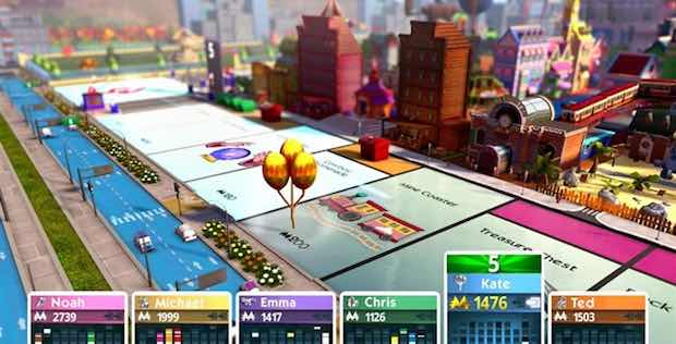 Monopoly avanza hasta Nintendo Switch y cobra…