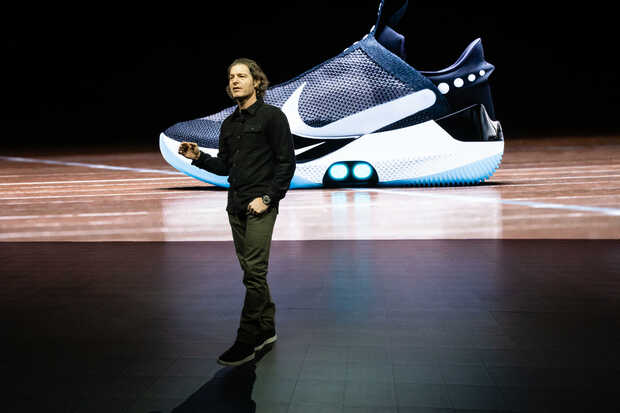 Michael Donaghu, Nike's VP of Innovation