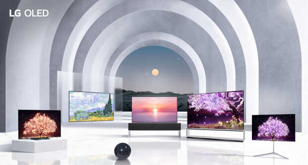 Gama de televisores LG 2021: 5 nuevas series OLED, OLED evo y 4 series LCD QNED #CES2021